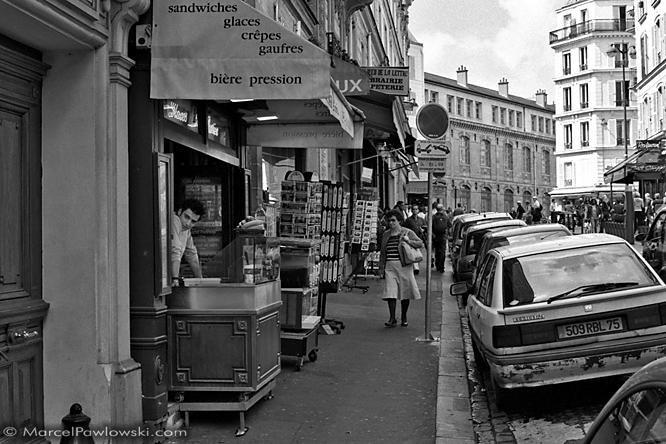 Montmartre, Paris 2008